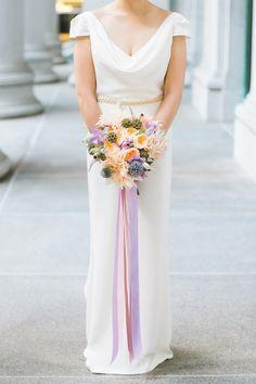 Luxury San Francisco Wedding at the Bently Reserve - MODwedding