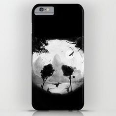 Crouching Panda Hidden Somewhere- For iPhone 6 Case