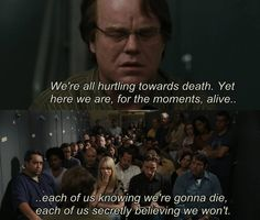 Synecdoche, New York. Directed by Charlie Kaufman (2008)