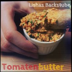 Tomatenbutter  #tomatenbutter #butter #tomaten #tomate #tomatenmark #rezept #aufstrich #brotaufstrich #raclette #beilage #vorspeise #schnell #food #foodblog #foodblogger #blog #blogger #backstube #backstubenadventskalender #adventskalender #lishasbackstube #kräuter