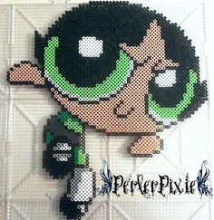Buttercup by PerlerPixie on DeviantArt