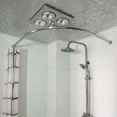 tubos para cortinas de baño - Buscar con Google