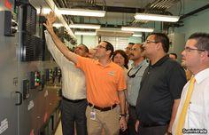 Inauguran expansión millonaria en Planta de la AAA de Yauco