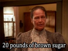 Am I the only one that read this in marilla's voice?