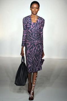 See the complete Vivienne Westwood Red Label Fall 2012 Ready-to-Wear collection.