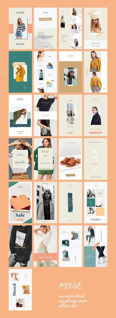 Ideas Fashion Magazine Layout Inspiration Posts For 2019 Instagram Design, Layout Do Instagram, Banner Instagram, Story Instagram, Instagram Story Template, Instagram Templates, Instagram Shop, Adobe Photoshop, Photoshop Video