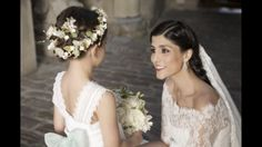 Vestido paloma cuevas boda hermana