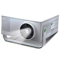 Shift3 Light Blast Entertainment Projector   Overstock.com Shopping - The Best Deals on Home Theater Projectors