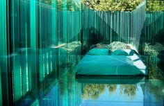 Les Cols Hotel, Spain. [Amazing bedroom!]