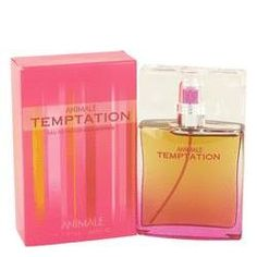 Animale Temptation Eau De Parfum Spray By Animale