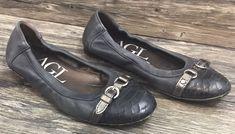 AGL Ballet Flats Womens Sz 36* #AGL #BalletFlats