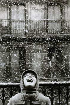 """Edouard Boubat-""""Florence"""", Paris, France 1960"""