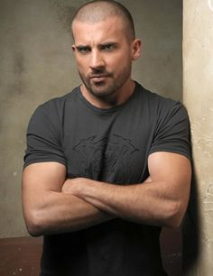 Dominic Purcell - Prison Break YUMMY!! Best part of Allen making me sit through the series!