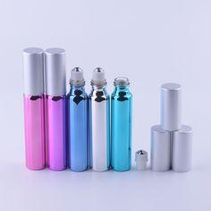 $1.21 (Buy here: https://alitems.com/g/1e8d114494ebda23ff8b16525dc3e8/?i=5&ulp=https%3A%2F%2Fwww.aliexpress.com%2Fitem%2F10ML-Stainless-Steel-Metal-Roll-on-Bottles-Essential-Oil-Perfume-Roller-Hot%2F32794085681.html ) 10ML Stainless Steel Metal Roll on Bottles Essential Oil Perfume Roller Hot for just $1.21