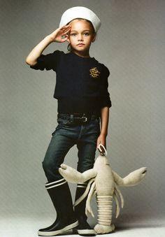 Vogue Enfants  Please like, comment, and share! :) <3 I'm also on facebook, find me at www.facebook.com/alovingmom29