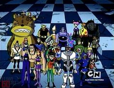 Back to list of episodes Titans Together is the 64th episode of the Teen Titans series and the...