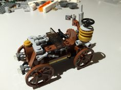 https://flic.kr/p/AfMb6s | Car Steampunk