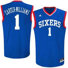 Michael Carter-Williams Philadelphia 76ers adidas Preschool Replica Jersey – Royal Blue - $29.44