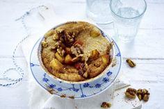 Unser beliebtes Rezept für Amaranth-Porridge mit Äpfeln und Walnüssen und mehr als 55.000 weitere kostenlose Rezepte auf LECKER.de.