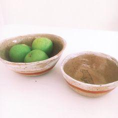 New work #freshfromthekiln #bears #ceramics #handmade #illustration #screenprinting #red #flashesofdelight #potterynotpolitics #maker #thehappynow #thatsdarling #etsy #etsyseller #bowls