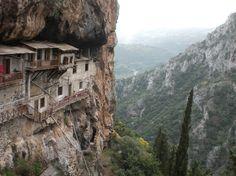 Δημητσάνα Αρκαδίας Greece Travel, House Styles, World, Places, Decor, Decoration, Greece Vacation, The World, Decorating