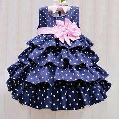 Resultado de imagen para los vestidos de moda para niñas