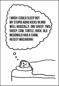 ADHD Sleeping Problems