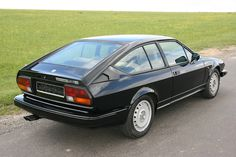 Alfa Romeo GTV6 2.5  I had one of these but it was so slow...it was a Mario Andretti Special