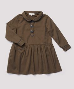 Whiteleaf Dress, Khaki