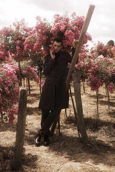 Fucking Young! » Adrien Sahores shot by Cécile Bortoletti