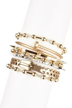 HauteLook | Gypsy Soul Jewelry: Stockholm Bangle Set