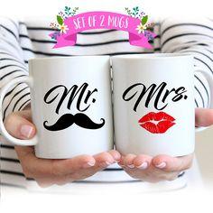 Mr. and Mrs. Coffee Mugs Mr and Mrs Coffee Mugs Mr Mrs