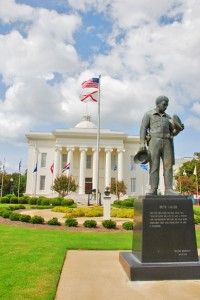 Alabama State Capitol Building ~ Montomery