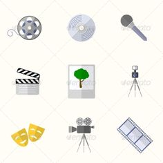 Universal Flat Icons  #GraphicRiver         Editable EPS, Render in JPG format                     Created: 4 December 13                    Graphics Files Included:   JPG Image #Vector EPS                   Layered:   Yes                   Minimum Adobe CS Version:   CS             Tags      app #application #business #button #camera #cinema #collection #computer #design #element #film #flat #icon #interface #internet #mask #media #menu #microphone #mobile #multimedia #photo #photograph…