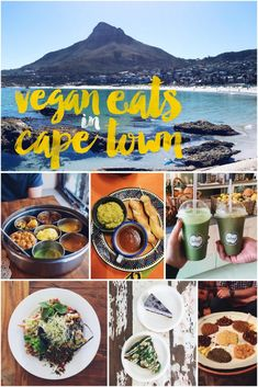 An ultimate guide to vegan eats in Cape Town, SA