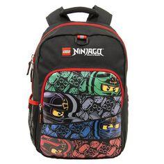 b6717ffa62 LEGO NINJAGO Zig Zag Eco Heritage Classic Backpack