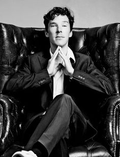 Si no te gusta Benedict Cumberbatch tú y yo tenemos un problema.