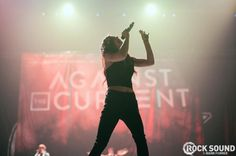 Against the Current Chrissy