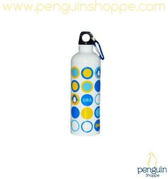 The Metal Penguin Shoppe Sport Bottle is the perfect size and design for on-the-go Theta Phi Alpha's!