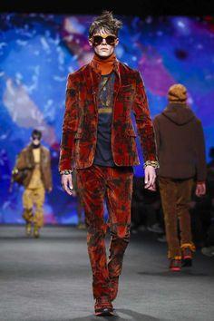 Male Fashion Trends: Etro Fall-Winter 2017 - Milan Fashion Week