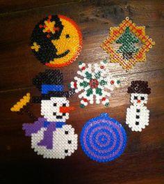 DIY Christmas perler beads