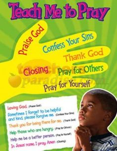 Whoa... I know we've been praying our whole life and I know the handout's kind of Primary- ish, but when you think about it, even youth need to be reminded of the basic concept in a simple way. Way cool!
