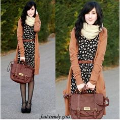 ideas for fall and winter street fashion styles, Best Women's Street Fashion style http://www.justtrendygirls.com/best-womens-street-fashion-style/