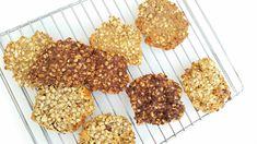 De basis van deze koekjes is enorm simpel en bestaat uit maar twee ingrediënten: havermout en banaan.