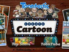 Toontastic c'est… fantastique !