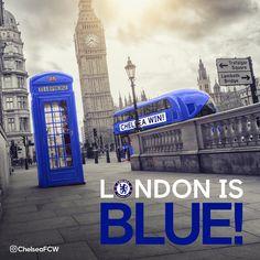 London is 🔵 Football Firms, Hot Football Fans, Chelsea Football, Football Players, College Football, Chelsea Wallpapers, Chelsea Fc Wallpaper, Chelsea Fans, Chelsea Blue