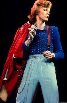GLAM IDOLS - David Bowie