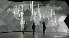 Interactive showroom for Orona IDeO Innovation City on Behance
