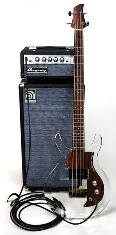 AMPEG + AMPEG: Micro-VR stack and an ADA4 bass. This is so awesome,I think I need another bass.