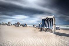 Sylt - Strand ohne Spuren